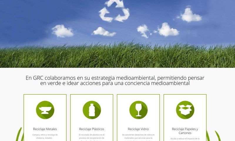 Global Recycling Web