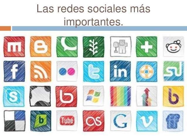 Las Redes Sociales más usadas en Marketing Online