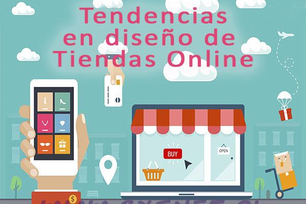 Tendencias en Diseño de Tiendas Online