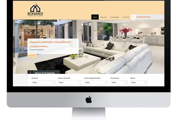 corredor de propiedades bonardi web